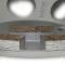 Diamant-Topfschleifer Beton doppelreihig Ø 110 mm Aufnahme 22,2 mm Bauhöhe 22 mm