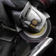 Klingspor SMT 850 plus Special Schleifmopteller 125 x 22,2 mm Korn 60 Coarse gewölbt