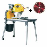 Cedima Tischsäge CTS-175.1 inkl. Trennscheibe Beton Basic 400 mm