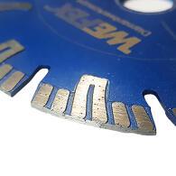 Diamant-Trennscheibe Speed Natur- und Hartgestein 350 mm Aufnahme 25,4 mm
