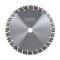 Diamant-Trennscheibe Gazelle Granit Ø 700 mm Aufnahme 25,4 mm