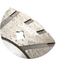 Diamant Trennscheibe Granit Ø 125 mm M14 Bündigflansch
