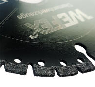 Diamant-Trennscheibe Universal-Profi 125 mm Aufnahme 22,2 mm