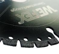 Diamant-Trennscheibe Universal-Profi 230 mm Aufnahme 22,2 mm