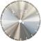 Diamant-Trennscheibe Breitschnitt Asphalt Ø 400 mm Breite 8,0 mm Aufnahme 25,4 mm