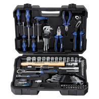 """PROJAHN proficraft Werkzeug-Koffer Universal 1/4"""" +..."""