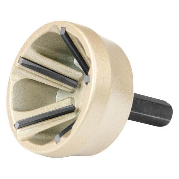 PROJAHN Außen-Entrgater für Metall Ø 13 - 35 mm 6-kant Schaft