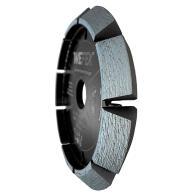Diamant-Trennscheibe Rissefräser Asphalt Ø 125 mm Breite 10,0 mm Aufnahme 22,2 mm
