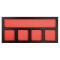 PROJAHN ProForm Werkstattwagen-Einlage mit 5 Fächern für Kleinteile