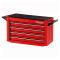 PROJAHN UNIVERSE Werkstattwagen-Aufsatz 4 Schubladen Rot