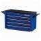 PROJAHN UNIVERSE Werkstattwagen-Aufsatz 4 Schubladen Blau