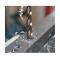 2 kurze Spiralbohrer 1,0 x 34 mm HSS-Co DIN 338 VA Eco mit Zylinderschaft