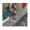 2 kurze Spiralbohrer 4,0 x 75 mm HSS-Co DIN 338 VA Eco mit Zylinderschaft