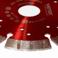 Diamant-Trennscheibe Supersonic Ø 125 mm Aufnahme 22,2 mm