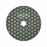 Diamant-Schleifpad Trockenschliff Ø 100 mm Körnung 200