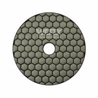 Diamant-Schleifpad Trockenschliff Ø 100 mm Körnung 3000