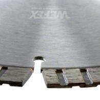 Diamant-Trennscheibe Laser-Turbo Ø 140 mm Aufnahme 22,2 mm