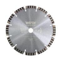 Diamant-Trennscheibe Laser-Turbo Ø 150 mm Aufnahme...