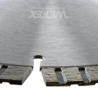 Diamant-Trennscheibe Laser-Turbo Ø 150 mm Aufnahme 22,2 mm