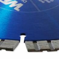 Diamant-Trennscheibe Laser-Turbo Ø 400 mm Aufnahme 25,4 mm