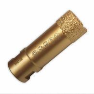 Diamant-Fliesenbohrkrone Vakuum Premium Ø 25 mm M14