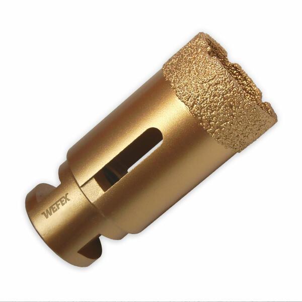 Diamant-Fliesenbohrkrone Vakuum Premium Ø 35 mm M14
