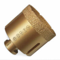 Diamant-Fliesenbohrkrone Vakuum Premium Ø 60 mm M14