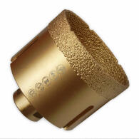 Diamant-Fliesenbohrkrone Vakuum Premium Ø 100 mm M14