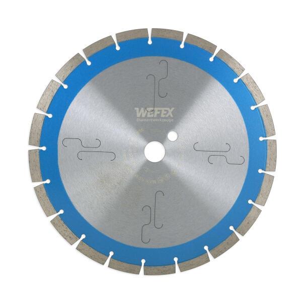 Diamant-Trennscheibe Beton-DT Ø 350 mm Aufnahme 25,4 mm