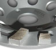Diamant-Topfschleifer Beton Cup Spezial Ø 180 mm Aufnahme 22,2 mm