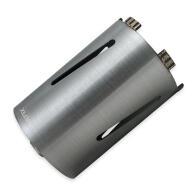 Diamant-Trockenbohrkrone Turbo Segment Ø 132 mm M16 Nutzlänge 170 mm