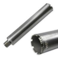 "Diamant-Bohrkrone Laser Turbo Ø 132 mm 1 1/4""..."