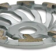 Diamant-Topfschleifer Beton T-Cup Ø 100 - 180 mm Aufnahme 22,2 mm Bauhöhe 22 - 30 mm