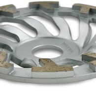 Diamant-Topfschleifer Beton T-Cup Ø 115 mm Aufnahme 22,2 mm Bauhöhe 22 mm