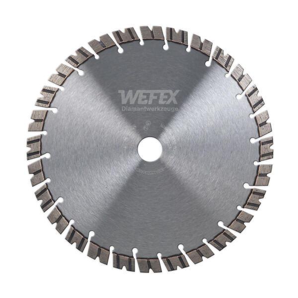 Diamant-Trennscheibe Gazelle Granit Ø 350 mm Aufnahme 25,4 mm