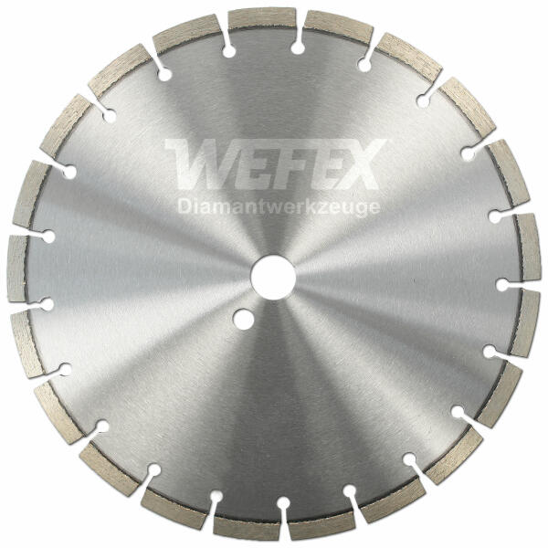 Diamant-Trennscheibe Laser Bau Ø 350 mm Aufnahme 25,4 mm