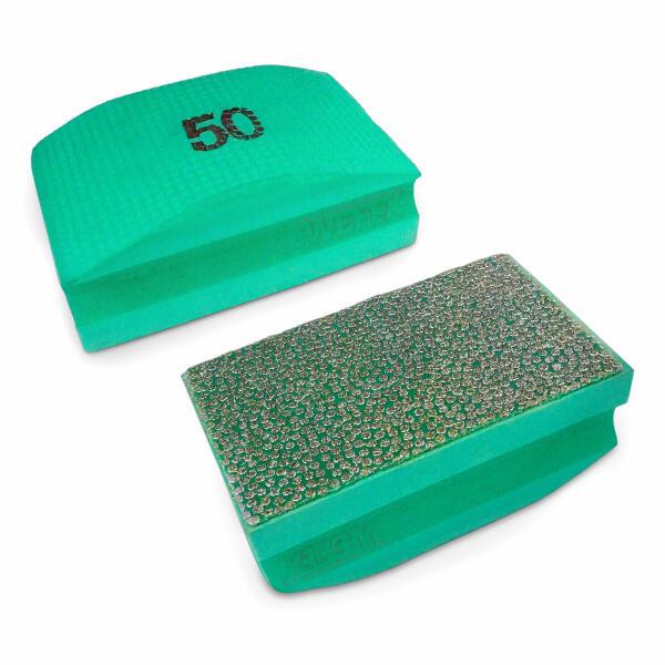 Diamant-Handschleifpad Körnung 50