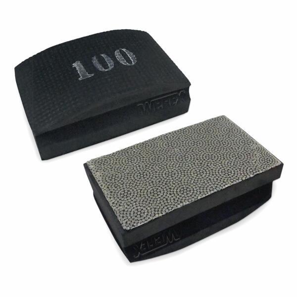 Diamant-Handschleifpad Körnung 100