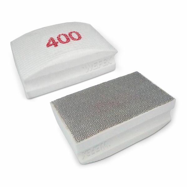 Diamant-Handschleifpad Körnung 400