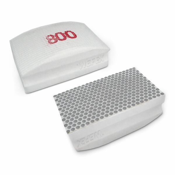 Diamant-Handschleifpad Körnung 800