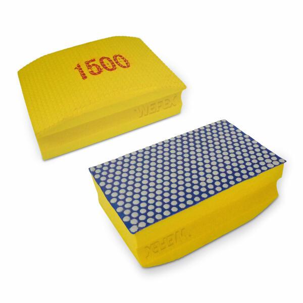 Diamant-Handschleifpad Körnung 1500