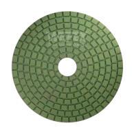 Diamant-Schleifpad Naßschliff Ø 100 mm Körnung 3000