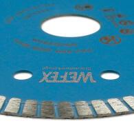 Diamant-Trennscheibe Turbo-Rondo Ø 85 mm Aufnahme 22,2 mm