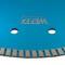 Diamant-Trennscheibe Turbo-Rondo Ø 150 mm Aufnahme 25,4 mm