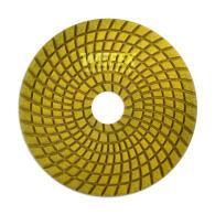 Diamant-Schleifpad Nass-/Trockenschliff Ø 100 mm H1 Körnung 100 - 300