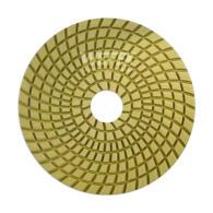 Diamant-Schleifpad Nass-/Trockenschliff Ø 100 mm H3 Körnung 1500 - 3000