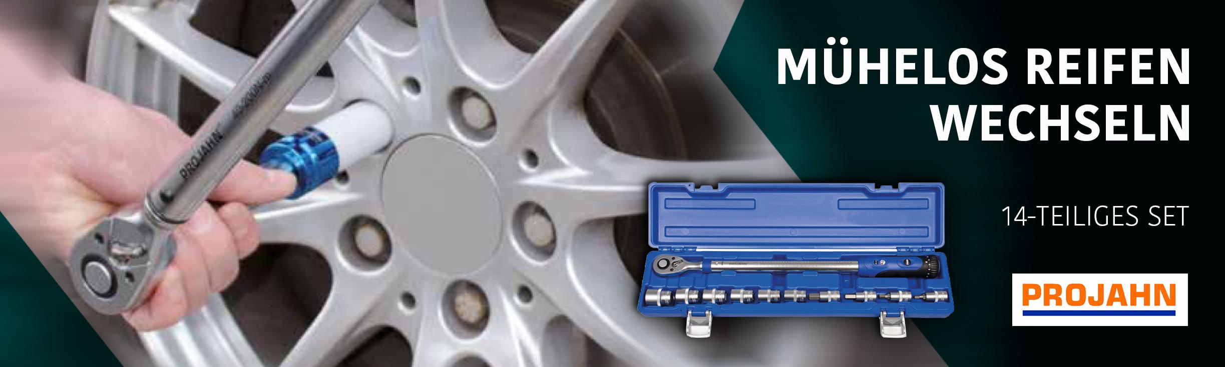 Projahn Reifenwechsel Werkzeugset